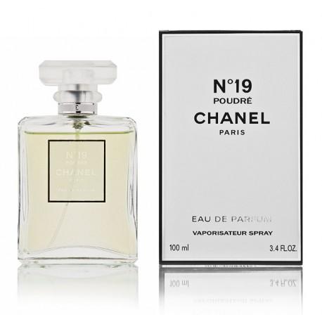 Chanel - Chanel № 19 Poudre