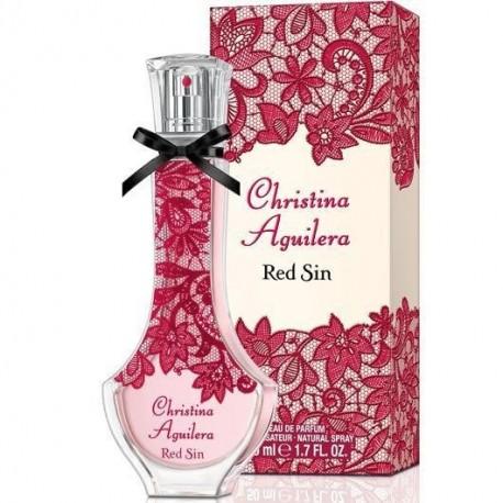 Christina Aguilera - Red Sin