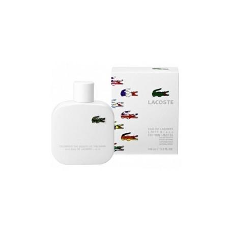 Lacoste - Eau De Lacoste L.12.12 Blanc Limited Edition